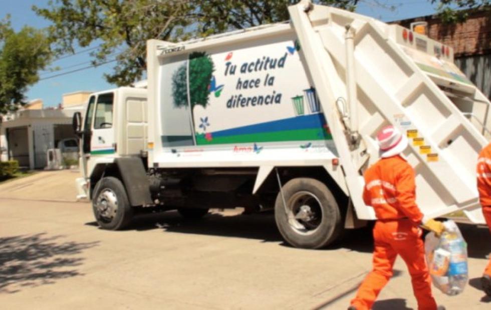 Como será la recolección de residuos este fin de semana largo