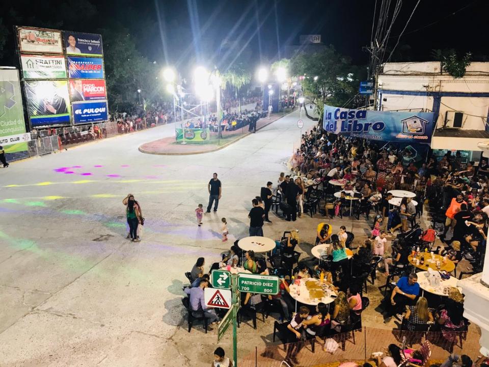 Carnaval reconquistense corsos 2019