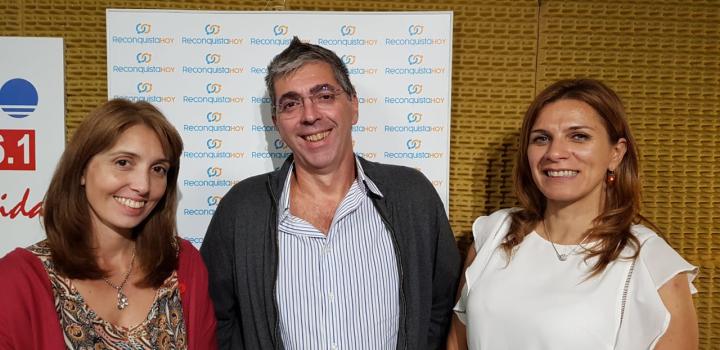 Andrea Aznar Diego González Castañón Ileana Gutiérrez INTEGRAR discapacidad.jpeg