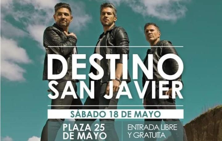 Destino San Javier 18 mayo 2019 en plaza mayor reconquista.jpeg