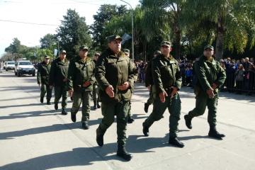 Gendarmería.