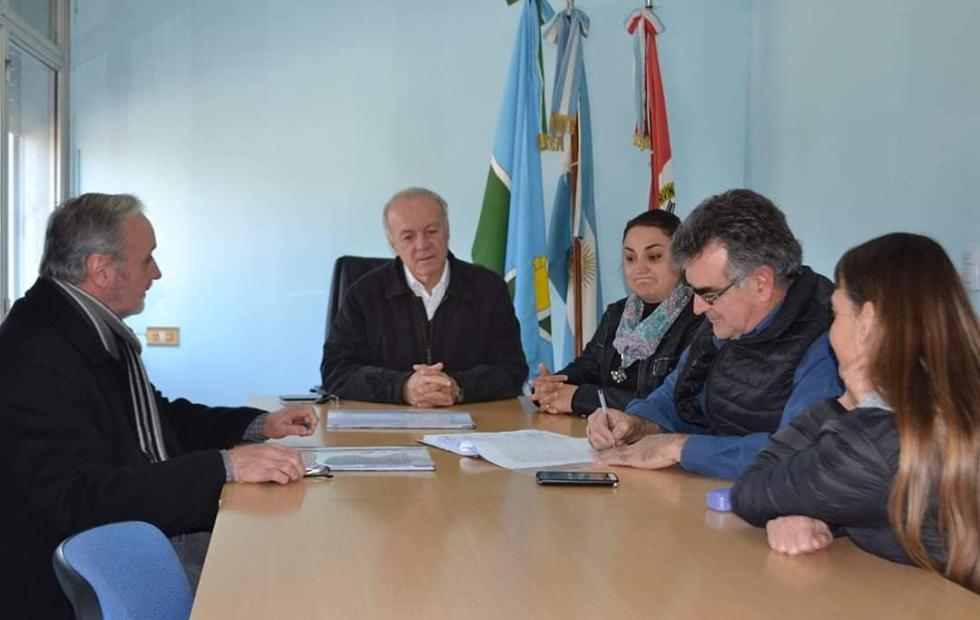 La Municipalidad de Malabrigo anunció una histórica adquisición de tierras para viviendas y parques.