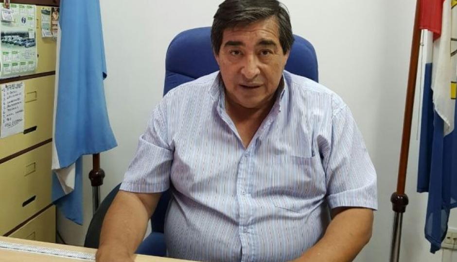 """Hoy paro nacional convocado por todas las centrales obreras. Aunque no en la medida de otros lugares, """"la crisis llegó a nuestra región"""",advirtió el líder de la C.G.T. Regional Reconquista."""