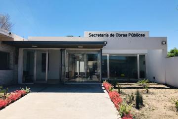 Secretaría de Obras Públicas de Reconquista.