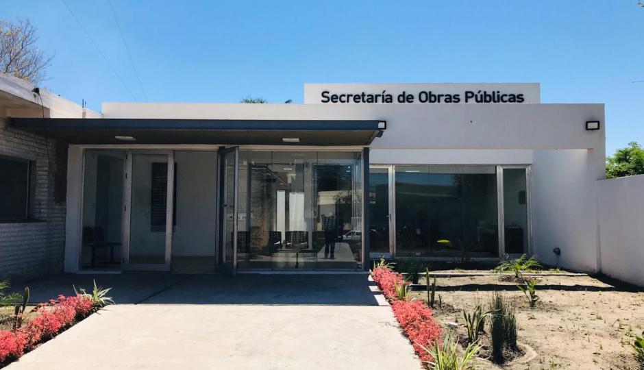 La Secretaría de Obras Públicas de la Municipalidad de Reconquista no atendió al público este 8 de octubre por una capacitación.