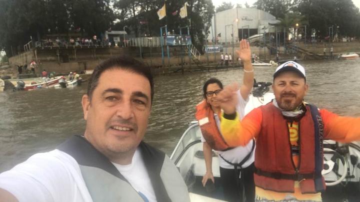 Largada Concurso del Surubí 2019