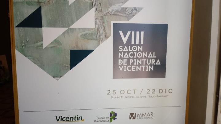 Salón Nacional de Pintura.