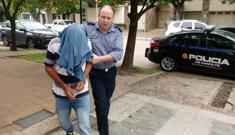 Por no cumplir con las restricciones y amenazar nuevamente a su ex pareja, quedó preso un vecino de Avellaneda.