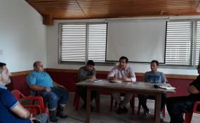 A las 19:20, el Intendente Vallejos actualizó el estado de situación de la ciudad ante las contingencias climáticas ocurridas en las últimas horas, con intensas lluvias y fuertes vientos.