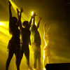 El 20° Festival de Nuestro Canto en Moussy arrancó con una noche que hizo historia.