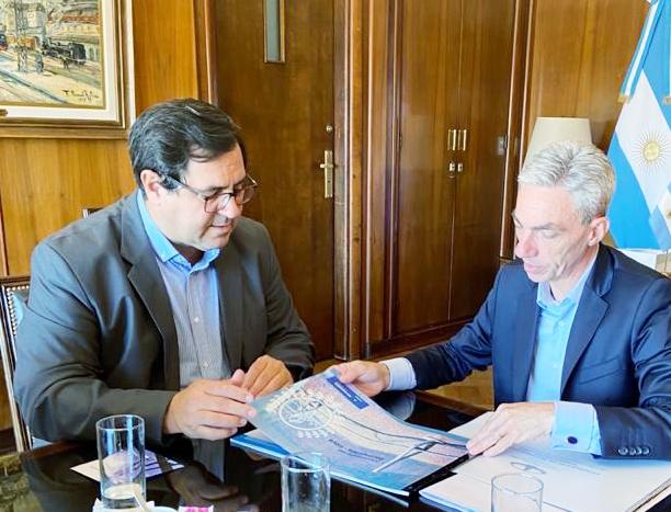 20022020 Enri Vallejos ministro transporte nación Meoni x puente a Goya y vuelos regulares.jpeg