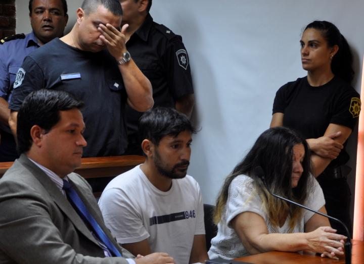 crimen de Gladis Altamirano en Las Toscas