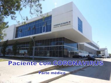 nuevo hospital reconquista Coronavirus parte médico.jpg