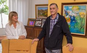 """Diputados provinciales dieron media sanción al proyecto para que el Hospital Regional en Reconquista se llame """"Hermes Binner""""."""