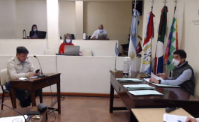 En vivo la sesión del Concejo Municipal de Reconquista de este jueves 28 de mayo de 2020. Escuchá los temas que preocupan a los concejales.