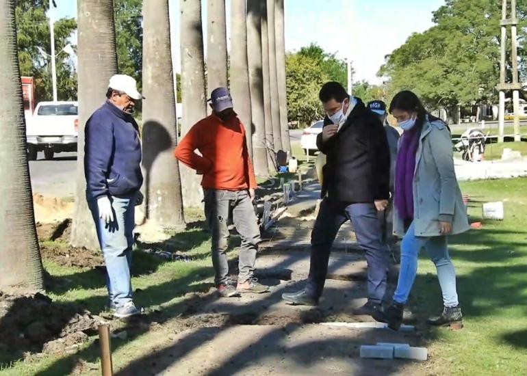 Obra de remodelación y modernización del Oratorio de Malabrigo
