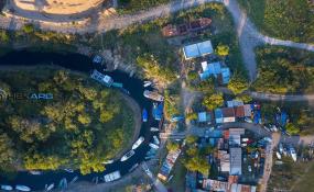 Se sumó un inconveniente extra a la bajante extraordinaria del río y provoca más problemas en Puerto Reconquista.