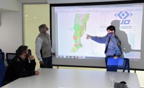 La provincia implementó un nuevo sistema de inteligencia criminal para Los Pumas.
