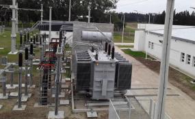 La provincia invirtió mas de 88 millones en una nueva estación transformadora en Avellaneda.Qué informó en RH Hugo Ceré, vocero de la Empresa Provincial de la Energía. Nota con Audio.