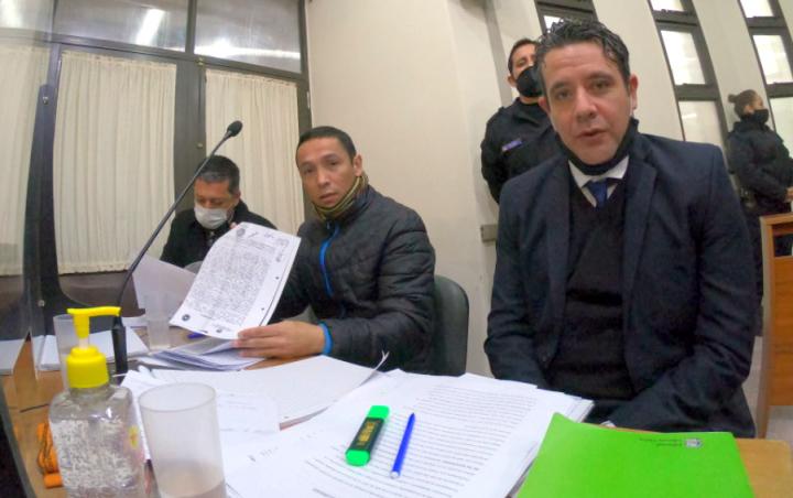 Juicio Juan Valdez x Rosalía Jara