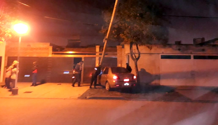 03082018 Ariel Petrucci auto robado y chocado c.jpg