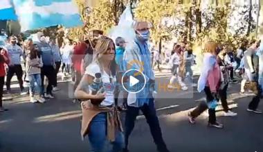 Dionisio Scarpín movilización 17 agosto 2020 contra el gob nac.jpg