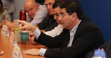 Concejal Osvaldo Fernández