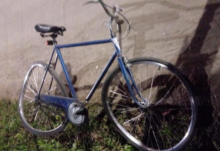 la bicicleta de Daniel Torres. .jpeg
