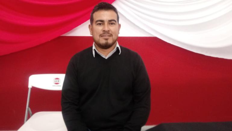 Ariel Medina.