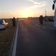 Murió el conductor de una camioneta tras impactar en Ruta 11 contra un ómnibus con 31 pasajeros