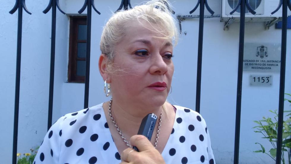 Teresa Sponton, única hija de Dolores Encina b.