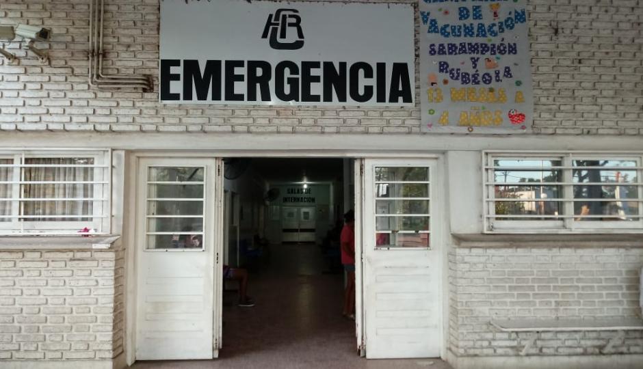 Confirmaron el caso de Meningitis en Reconquista, se trata del bebe de tres meses de vida que está internado en UCIP del hospital de Reconquista.