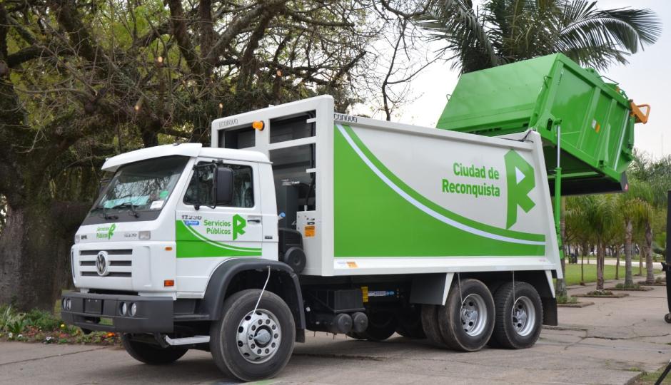 Semana Santa: Informaron el cronograma de recolección de residuos y atención al público para los próximos días en Reconquista y Avellaneda.