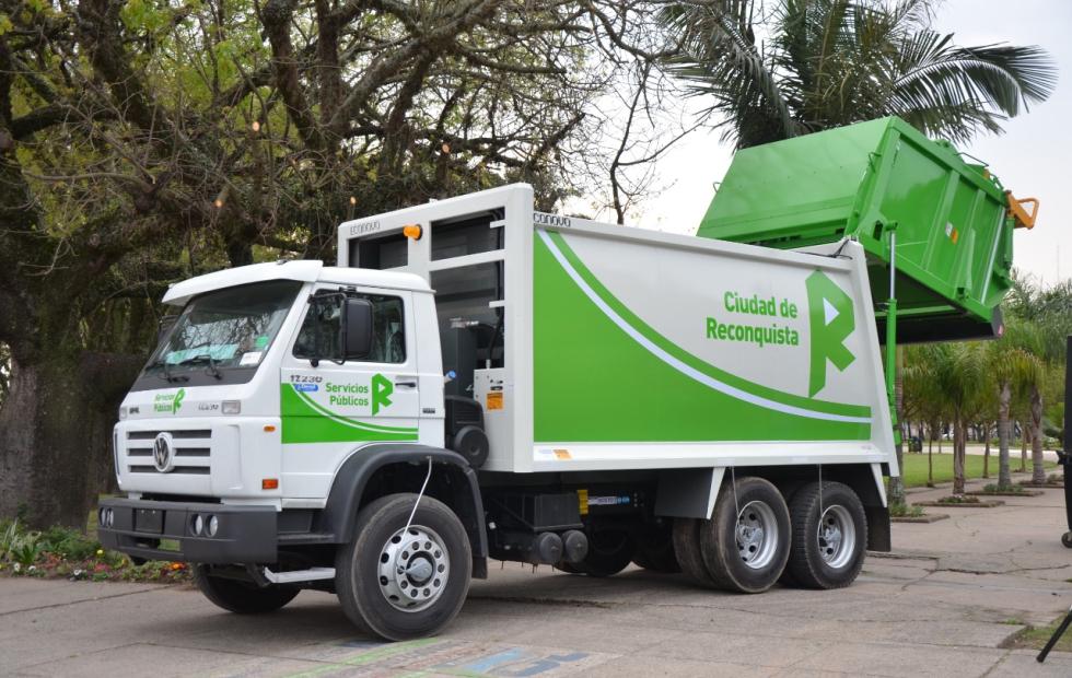 Cómo será la recolección de residuos en Reconquista y Avellaneda este lunes 8, día no laboral y el martes 9 de Julio Feriado Nacional.