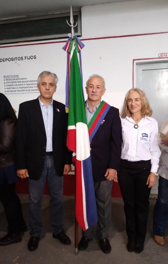 27 abril 2019 147 aniversario de la fundación de Reconquista abanderados de la ciudad.jpg