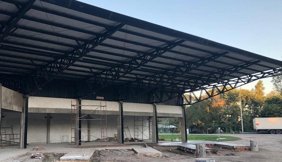 Malabrigo: Finalizaron la construcción de dársenas en la Estación de Colectivos.