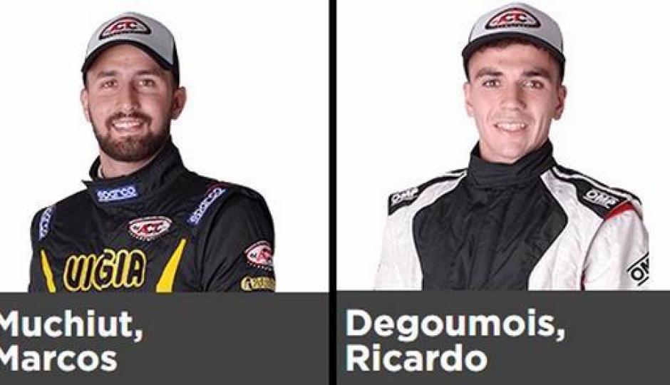 El autodromo Rosamonte de Posadas recibe al TC y TC Pista.