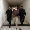 Te contamos para qué llevaron nuevamente al abogado Gabriel Hernández a tribunales, esposado.