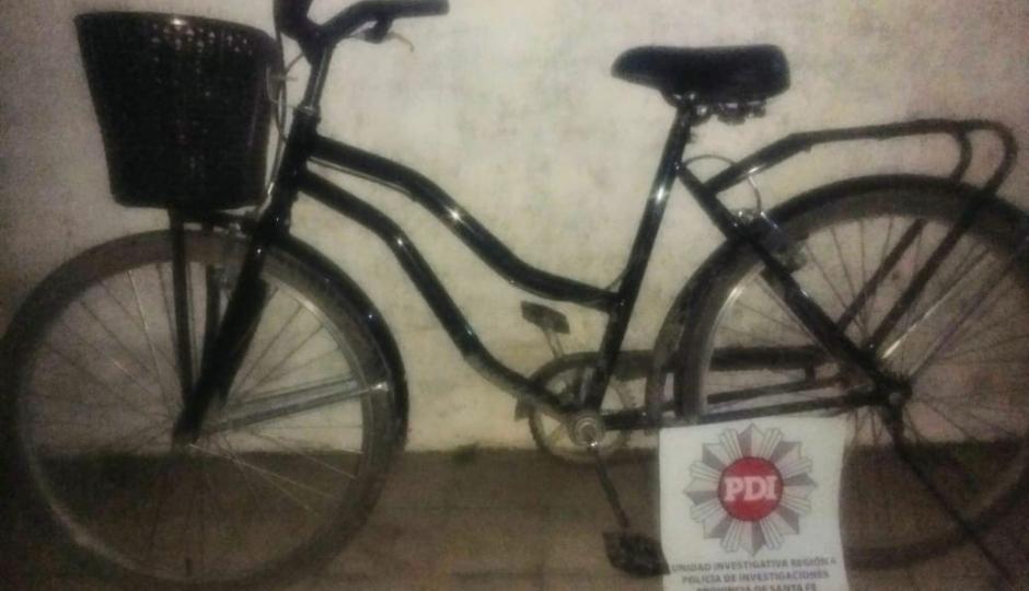 Una bicicleta, una notebook, herramientas, elementos de pesca, un celular. PDI recuperó varios elementos que habían sido robados a distintos vecinos.