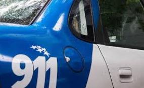 Con la casa inundada por la lluvia falleció electrocutada una anciana en la ciudad de Vera.