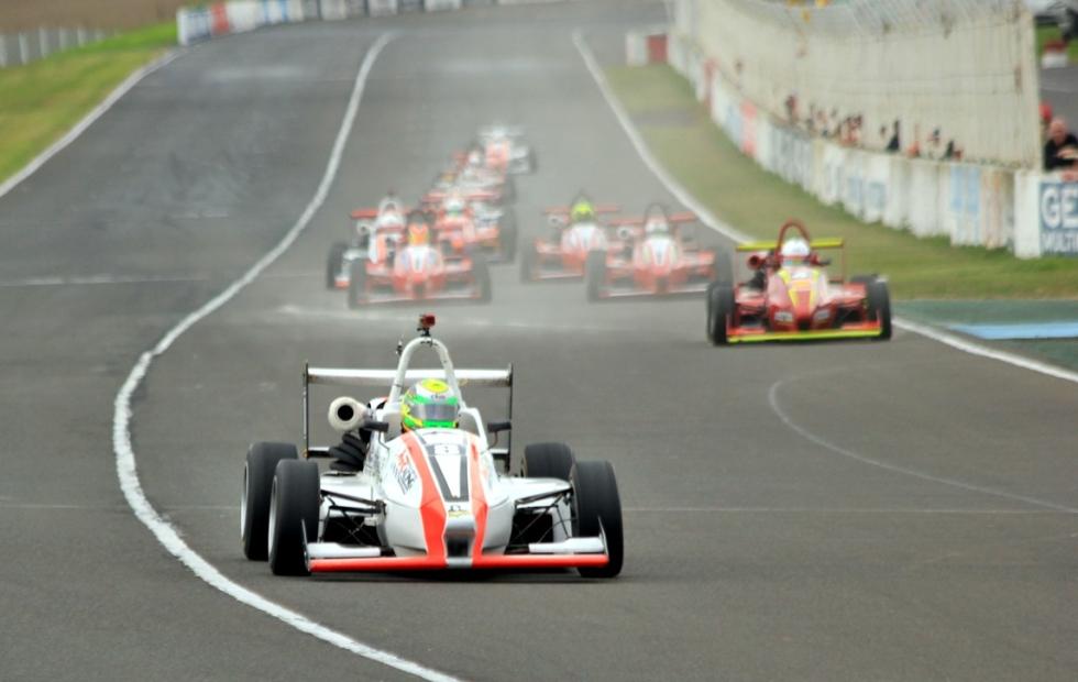 Los dos pilotos de Reconquista estarán presentes en Rafaela este fin de semana.