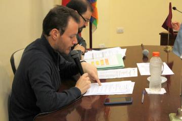 Concejal Francisco Sellarés presidente.JPG