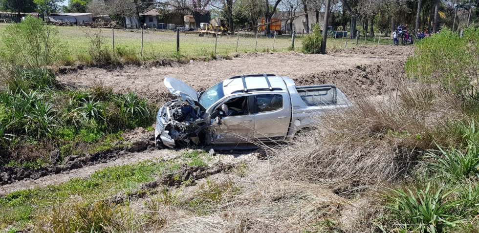 26092019 fatal Jones x Basabilbaso ruta provincial 40 Chev S 10 Basa.jfif