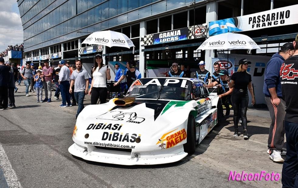 Franco Passarino corre este fin de semana en Neuquén en una nueva fecha del TC Pista Mouras.