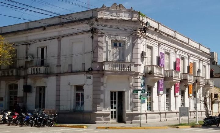 Museo de Arte Julio Pagano.