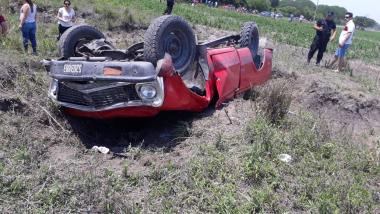 27102019 vuelco fatal en Florencia Ariel Fernando Ortega C.jfif