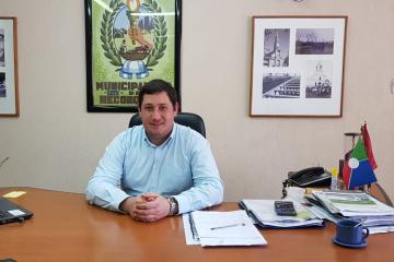 Guillermo Romero Mansur en su despacho.jfif