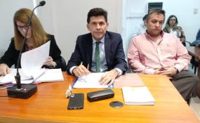 El médico Gustavo Salmoral apeló su condena en audiencia oral y pública realizada en los tribunales de Reconquista. Fiscal y querella pidieron que se confirme. Posiciones.
