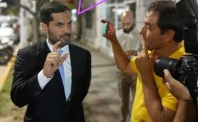 """Coco Báscolo escrachó a Paoletti por vender su voto, explicó el negocio y dijo que le da """"asco"""" la disputa por """"la plata mugrienta de la política""""."""