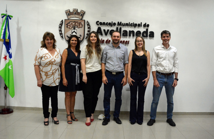 Concejales de Avellaneda.